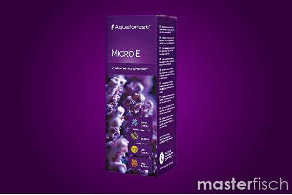 MICRO E 50 ml AQUAFOREST