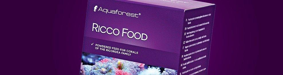 Supplementi e cibo per coralli